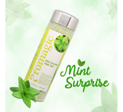 Aromagic Mint Surprise Bath Salt